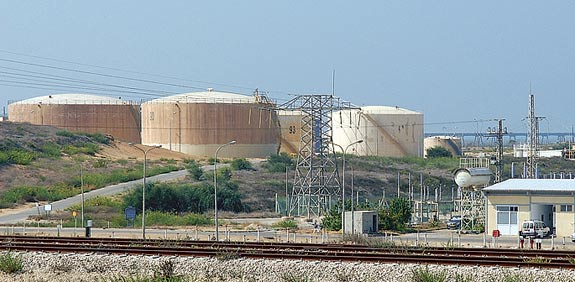 Ashkelon pipeline